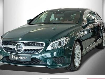 gebraucht Mercedes CLS400 4MATIC SB+COMAND+360°KAMERA+7G DCT+SHD