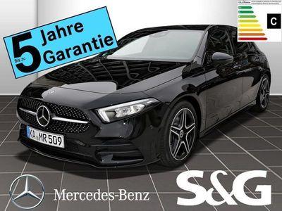 gebraucht Mercedes A250 AMG-Line NIGHT/Distronic/PremNavi/Pano/LED
