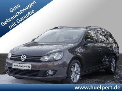 gebraucht VW Golf VWVariant 1.6 TDI Match GRA, Navi, SHZ