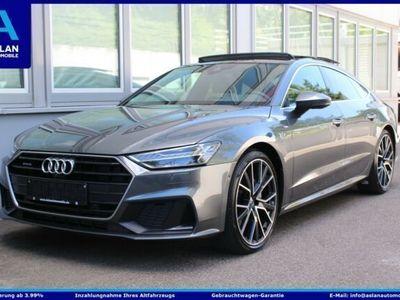 gebraucht Audi A7 3x S Line Pano/Matrix/B&O/Softcl/Luft/360/21