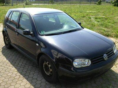 gebraucht VW Golf IV VW1.9 TDI Klima Tempomat AHK EXPOR...