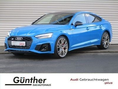 gebraucht Audi S5 Sportback TDI QUATTRO+HEAD UP+PANORAMA+