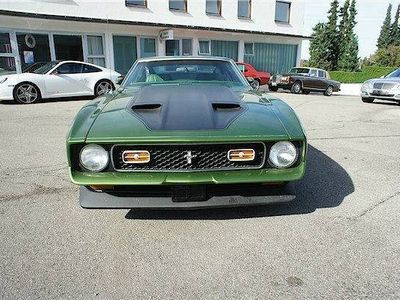 gebraucht mach 1 1972 ford mustang 1972 km 1 in friedberg. Black Bedroom Furniture Sets. Home Design Ideas