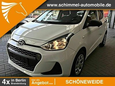gebraucht Hyundai i10 I10 1.0 Select (EURO 6d-TEMP) KLIMA MODELL 2019 - D118495