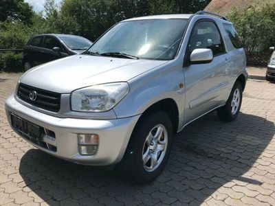 used Toyota RAV4 1.8 Basis Klima Leder SH