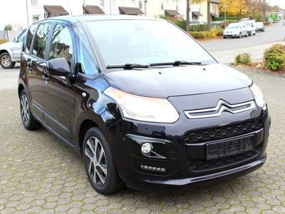 gebraucht Citroën C3 Picasso BlueHDi 100 Exclusive/ Navi/Kamera/Klima/Alu/Euro6