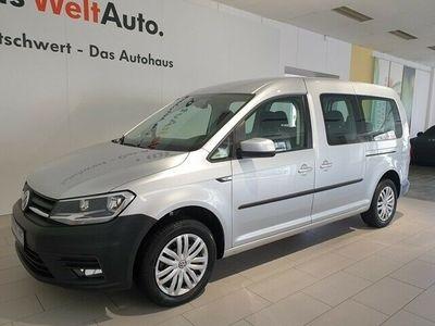 gebraucht VW Caddy Maxi 1.4 TSI Trendline DSG Navi PDC GRA LR