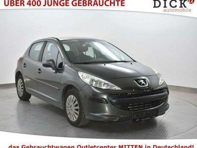 gebraucht Peugeot 207 1.4 Tendance 5-TÜRIG + KLIMA