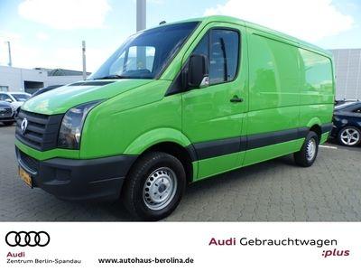 gebraucht VW Crafter 35 2.0 TDI Kasten MR *R-KAM*