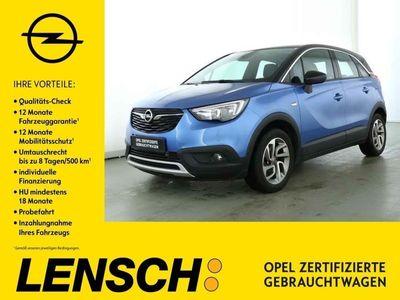 gebraucht Opel Crossland X 1.2 Innovation *AHK*Sitzh*DAB+*