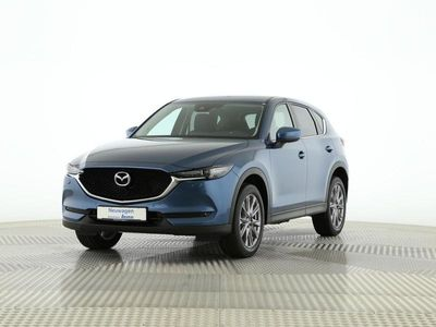 gebraucht Mazda CX-5 Kangei LED HUD Navi ab 0,99% Fin.