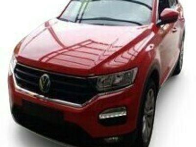 gebraucht VW T-Roc T-Roc1.5 TSI Sport ACC/Navi/SpoFw