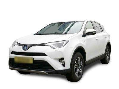 gebraucht Toyota RAV4 RAV 42.5 4x2 Hybrid NAVI LED ACC 499% EFF* EU6