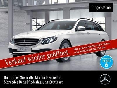 gebraucht Mercedes E350 d LED AHK Kamera PTS Easy-Pack Sitzh Temp