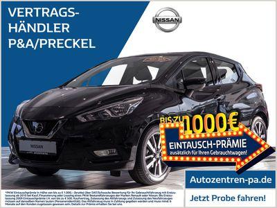 gebraucht Nissan Micra N-Way 0.9 IG-T /Navi/Carplay/Safety-Paket