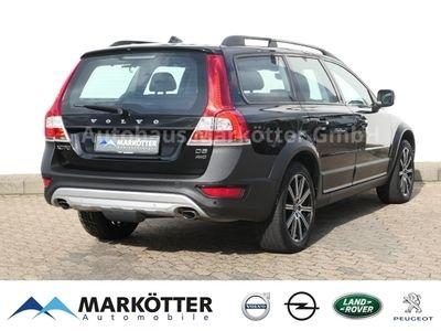 gebraucht Volvo XC70 D5 AWD Linje Svart Navi/Standheizung/AHK