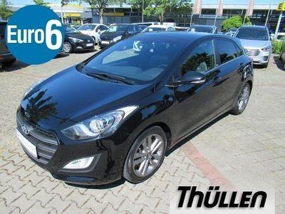 gebraucht Hyundai i30 PASSION BLUE 1.6 GDI, KAMERA, NAVI, SCHIEBEDAC