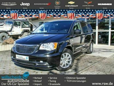 gebraucht Chrysler Grand Voyager Town & Country 3.6 als Van/Kleinbus in Lohmar