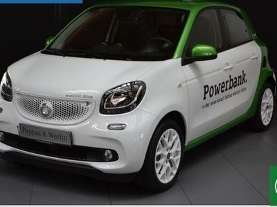 gebraucht Smart ForFour Electric Drive passion+Cool u. Media