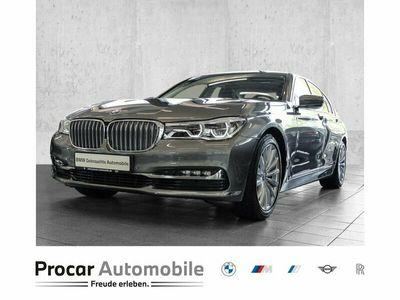 gebraucht BMW 730 d NAVI PROF+HUD+RFK+GESTIKST.+ADAP LED+HiFi+RTTI+S