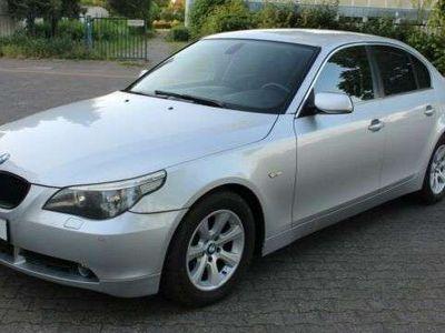 gebraucht BMW 525 d*AUTOM*KLIMAAUTOM*NAVI*PDC*TOP ANGEBOT*
