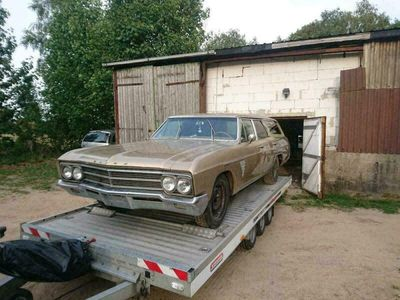 gebraucht Buick Special Deluxe Wagon 1966 als Kombi in Büchen
