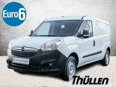 gebraucht Opel Combo L2H1 1.3 CDTI 95PS Euro6 Klima AHK ZV