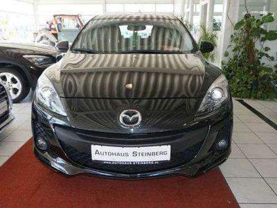 gebraucht Mazda 3 2.0 MZR AUTOMATIK+NAVIGATION+XENON+SHZ+TEMPOMAT+AL