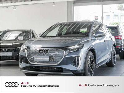 gebraucht Audi Q4 50 e-tron quattro Bluetooth Navi Klima