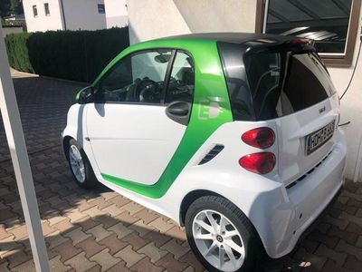 gebraucht Smart ForTwo Electric Drive coupe (ohne Batterie