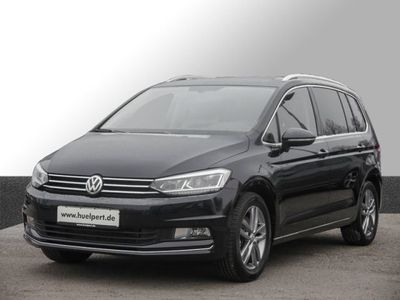 gebraucht VW Touran 2.0 TDI Highline 7 Sitze NAVI ERGO LED
