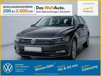 gebraucht VW Passat Variant 2.0 TDI DSG++4MOT.+LED+PANO+LED++