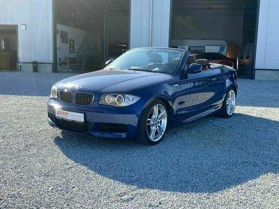 gebraucht BMW 135 Cabriolet i M- Paket, M Sport, Deutsches Auto