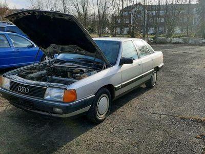 gebraucht Audi 100 c3 typ 44 mit LPG und vielen Ersa... als Limousine in Dransfeld