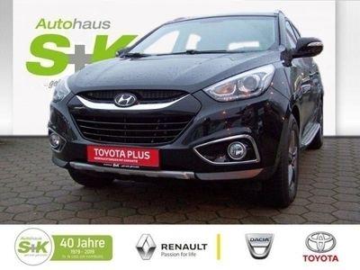 gebraucht Hyundai ix35 STYLE 1.7 CRDI *Navi *R-Kamera *GRA *PDC