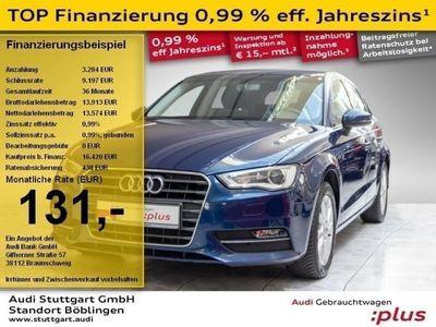 gebraucht Audi A3 Attraction 1.6 TDI clean diesel 81 kW (110 PS) S tronic