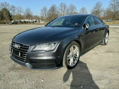 gebraucht Audi A7 3.0 TDI S-Line Plus *Alcantara*Navi*Memory*