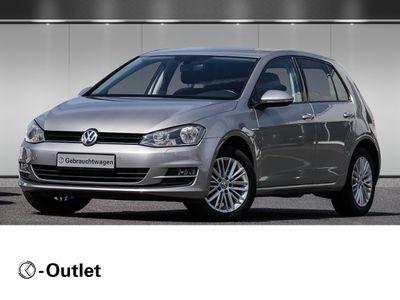 gebraucht VW Golf VII 1.4 TSI Cup Klima/Navi/Standh./AHK/ALU/PDC/SHZ
