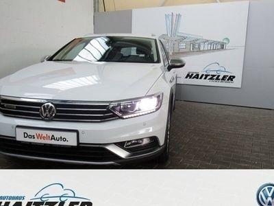 gebraucht VW Passat Alltrack Variant 2,0 TDI 4-Motion LED Navi