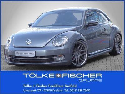 gebraucht VW Beetle Sport 2.0 TSI 20''Zoll LM Tempomat DSG 8-Fach bereift