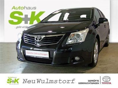 gebraucht Toyota Avensis EXECUTIVE COMBI 2,2 D4D AUTOM. ABS ZV NSW