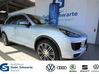 """gebraucht Porsche Cayenne Diesel Luft AHK Pano Bi-Xenon LM 21"""""""