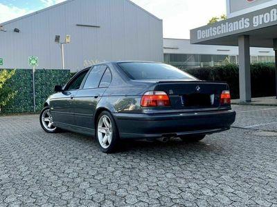 gebraucht BMW 523 e39 iA Leder xenon m5 fahrwerk LPG