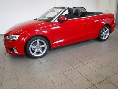 gebraucht Audi A3 Cabriolet 1,5 TFSI Sport Virt:CP*Navi+*DAB*LM Felgen