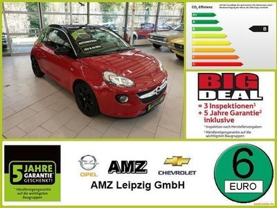 gebraucht Opel Adam 1.0 Turbo Jam ecoFlex *BT*TEMP*Klima*