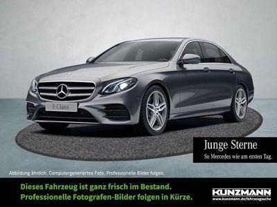 gebraucht Mercedes E200 AMG Navi LED Kamera SpurP. SpiegelP.