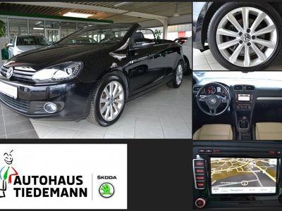 gebraucht VW Golf Cabriolet VI Exclusive 2.0 TDI