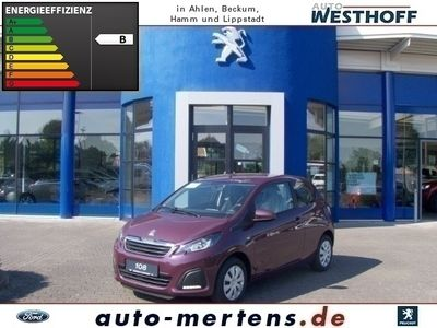gebraucht Peugeot 108 Active 3t Klima, WIP-Bluetooth, LED