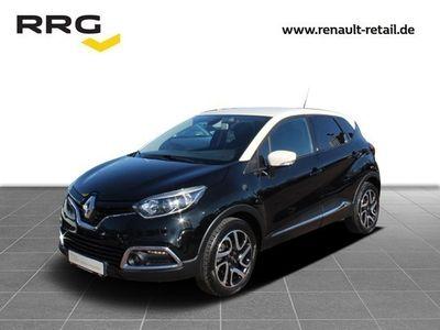 gebraucht Renault Captur dCi 90 Luxe