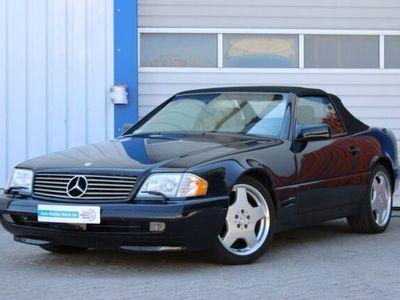 gebraucht Mercedes SL320 *AMG*Bose*Restauriert*Hardtop